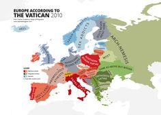 Como es Europa según El Vaticano