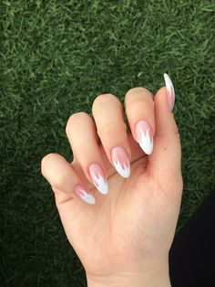 How to choose your fake nails? - My Nails Best Acrylic Nails, Summer Acrylic Nails, Summer Nails, Pink Summer, Spring Nails, Summer Fun, Nails Polish, Aycrlic Nails, Nail Manicure