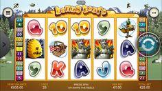The Bonus Bears mobile slot from Playtech.