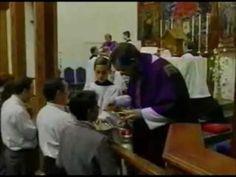 ¿Crees en La Eucaristia? Este video te hara creer sin la menor duda!