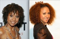 I love how actress, Tracie Thoms speaks out about natural hair.