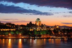 les plus belles photos de la ville de quebec | Les 10 plus belles photos du Canada