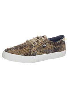 Heren DC Shoes COUNCIL - Sneakers laag - darkdenim/turtledove khaki: € 63,95 Bij Zalando (op 8-4-16). Gratis bezorging & retournering, snelle levering en veilig betalen!