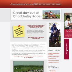 Chaddesley Point-To-Point Racecourse