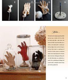 Artful Halloween: 31 Frightfully Elegant Projects: Susan Wasinger: 9781454702474: Amazon.com: Books