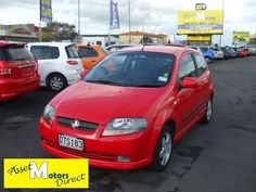 Holden Barina Hatchback from $41 per week 2007 | Trade Me