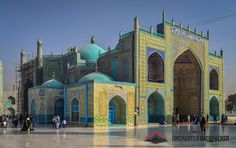 A Journey Through Afghanistan // Part 1 of 5 - Hand Luggage Only - Travel, Food & Photography Blog