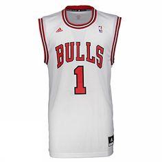Adidas - Camiseta de Chicago Bulls - Derrick Rose #camiseta #friki #moda #regalo