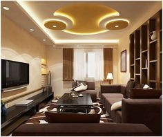 Ceiling Design For Living Room Best Ceiling Designs For Your Living Room  Ceilings Pop False Ceiling Decorating Design