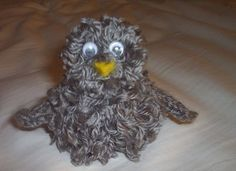 Pidwidgeon by muggle-healer | see more at knittingfornerds.com