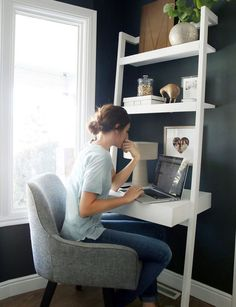 Your guide to creating the perfect at-home office space