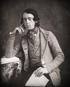 sonicmute: …a dandy… …daguerreotype, Victorian Men, Victorian Fashion, Victorian Gentleman, Mode Masculine, Louis Daguerre, Dandy, Old Photography, 19th Century Fashion, Portrait Pictures