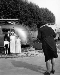 Photo souvenir | Joinville 1946 |¤ Robert Doisneau | 15 juin 2015 | Atelier Robert Doisneau | Site officiel