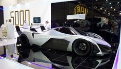 Devel Sixteen, el superdeportivo 'Made in Dubai' con 5.000 CV | [GMG] Cars, Bikes & Races