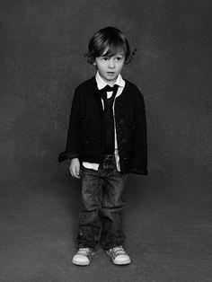 THE LITTLE BLACK JACKET - HUDSON KROENIG