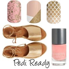 Pedicure Ready with Jamberry