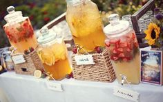 Thirst Quenching Displays That Are Delicious and Easy on the Eyes » Alexan Events   Denver Wedding Planners, Colorado Wedding and Event Planning