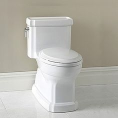 I like the tradtional styling on this Toto toilet