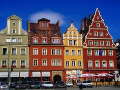 Burgher Houses in Poland