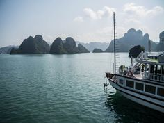 Vietnam - Episodes of a Trip Ha Long Bay, Thing 1, Opera House, Vietnam, Cruise, Day, Travel, Inspiration, The Journey