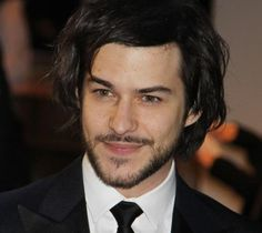Marc-André Grondin. French Canadian Actor. His eyes are to die for