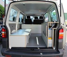 campingbus ausbau vom transporter zum wohnmobil - Google-Suche