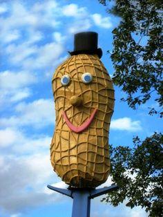 The Big Peanut, Tropical North QLD, Australia
