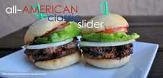 my kaotic kitchen: take my word for it wednesday.. you can't go wrong with a classic pan fried hamburger on a homemade bun..