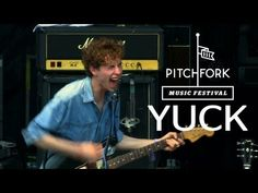 Yuck - The Wall - Pitchfork Music Festival 2011