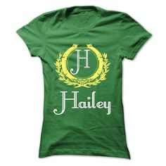 Limited Edition Hailey - #creative gift #day gift. LOWEST PRICE => https://www.sunfrog.com/Names/Limited-Edition-Hailey-Green-27930019-Ladies.html?68278