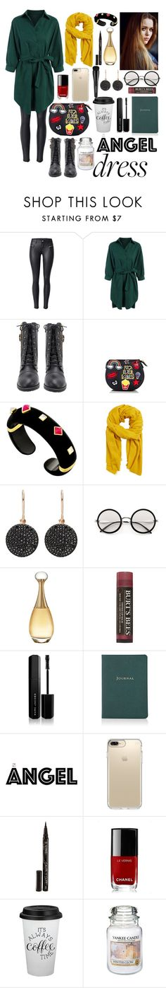 """Untitled #218"" by geibrielelfrance ❤ liked on Polyvore featuring MANGO, Astley Clarke, Toni&Guy, Christian Dior, Burt's Bees, Marc Jacobs, Barneys New York, Speck, Smith & Cult and Chanel"