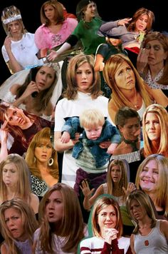friends, rachel green