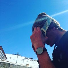 Everything looks clearer from the top of the mountain #aciigo #snowboard #alps #surf #ski #watchofinstagram #watches #timepiece  #timepieces #madness #sport #ride #montre #alpes #sunny #elegant