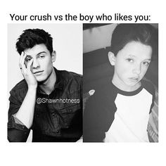 Hmmm Shawn or Jacob? MOVE OUT THE WAY SHAWN JACOB IS BAE.