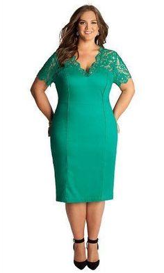 vestidos plus size plus size Plus Size Summer Dresses, Simple Dresses, Plus Size Outfits, Batik Dress, Lace Dress, Plus Size Fashion For Women, Plus Size Women, Vestidos Plus Size, African Fashion Dresses