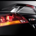 Audi TT RS new photos