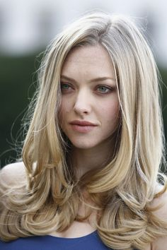 Pretty Amanda Seyfried... plush... She also played the lead role of Sylvia Weis in Andrew Niccol's In Time, released in October 2011 to mixed reviews but with great box office receipts, grossing more than 172 million dollars worldwide.