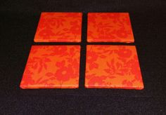 4 pc Coaster Set-Available on our website!
