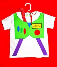 Buzz Lightyear shirt