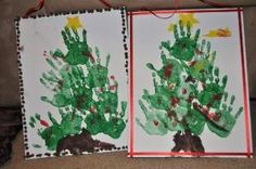 christmas crafts for kids by daycaremom14