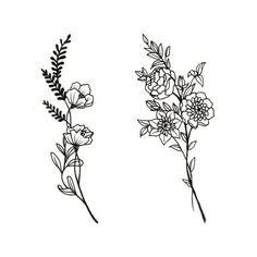 Women& Tattoo: Ideas for Finding the Perfect Tattoo .- Women's Tattoo: Ideen für das Finden des perfekten Tattoo – Flower Tattoo Designs Womens tattoo: ideas for finding the perfect tattoo - Tattoo Drawings, Body Art Tattoos, New Tattoos, Cool Tattoos, Tatoos, Dainty Tattoos, Floral Tattoos, Little Tattoos, Pretty Tattoos