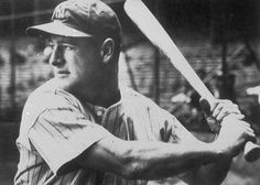 Lou Gehrig died of ALS at the age of 37 in 1941.