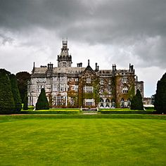 Adare Manor Stay at a Fantasy Castle in Ireland - OUr hotel review via CheeseWeb