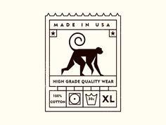MADE IN USA by Sandro Laliashvili #Design Popular #Dribbble #shots