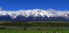 Title  Grand Teton National Park Panorama  Artist  Dan Sproul  Medium  Photograph - Digital