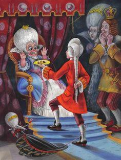 """Максим Митрофанов «Щелкунчик и мышиный король»   """"Картинки и разговоры"""""""
