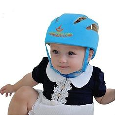 Home & Garden Hearty Christmas Toddler Baby Infant Safety Hat Helmet Headguard Protector Walk Cap Adjustable Soft Headguard Cap Ture 100% Guarantee