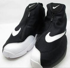 a287c9bf17e0d Nike Air Zoom Flight The Glove Black White University Red Release Date  Kinda glad these don t fit my feet (from back in the day).