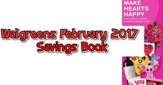Walgreens February 2017 Savings Book - Hot Deals - https://couponsdowork.com/2017/walgreens-weekly-ad/walgreens-february-2017-savings-book-hot-deals/