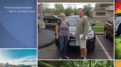 Dear Robin Rose   A heartfelt thank you for the purchase of your new Subaru from all of us at Premier Subaru.   We're proud to have you as part of the Subaru Family.